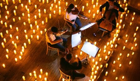 These Gorgeous Classical Concerts By Candlelight Are Coming To San Diego
