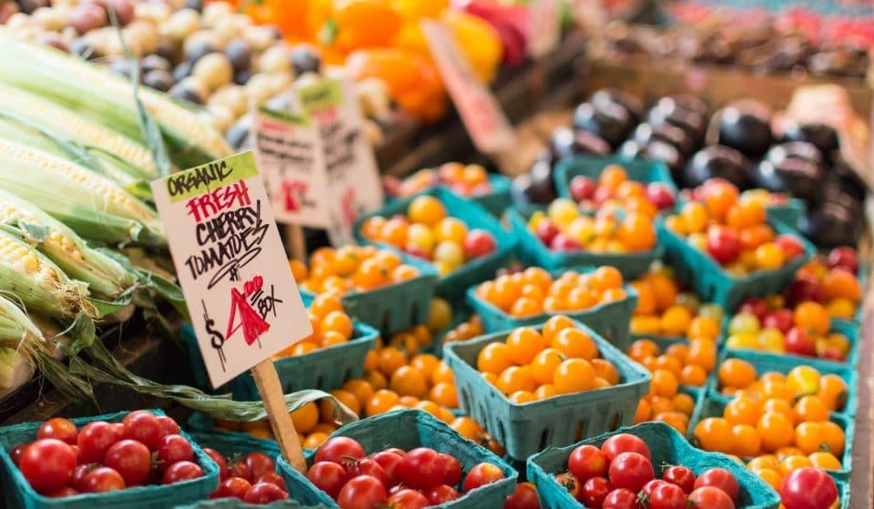 6 Best Farmers Markets In San Diego