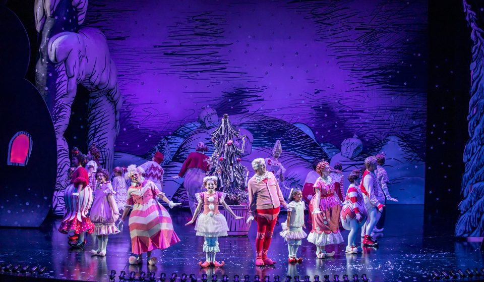 The Old Globe's Annual Production Of The Grinch Is Airing On The Radio This Season