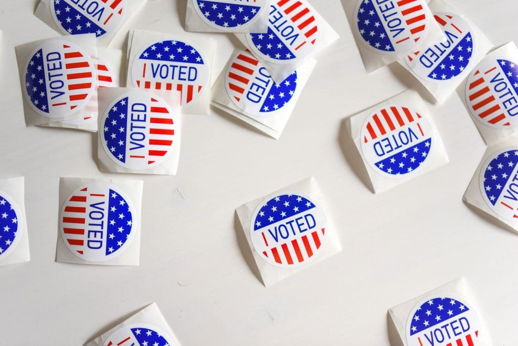 Over 1 Million San Diegans Have Already Voted In Today's Presidential Election