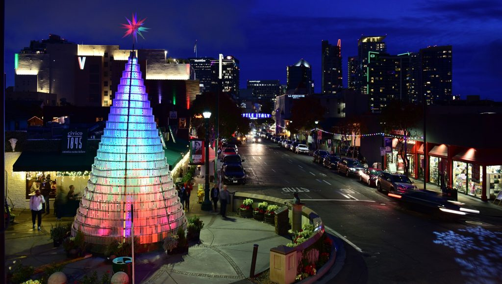The Little Italy Tree Lighting Ceremony Will Be Live Streamed This Year