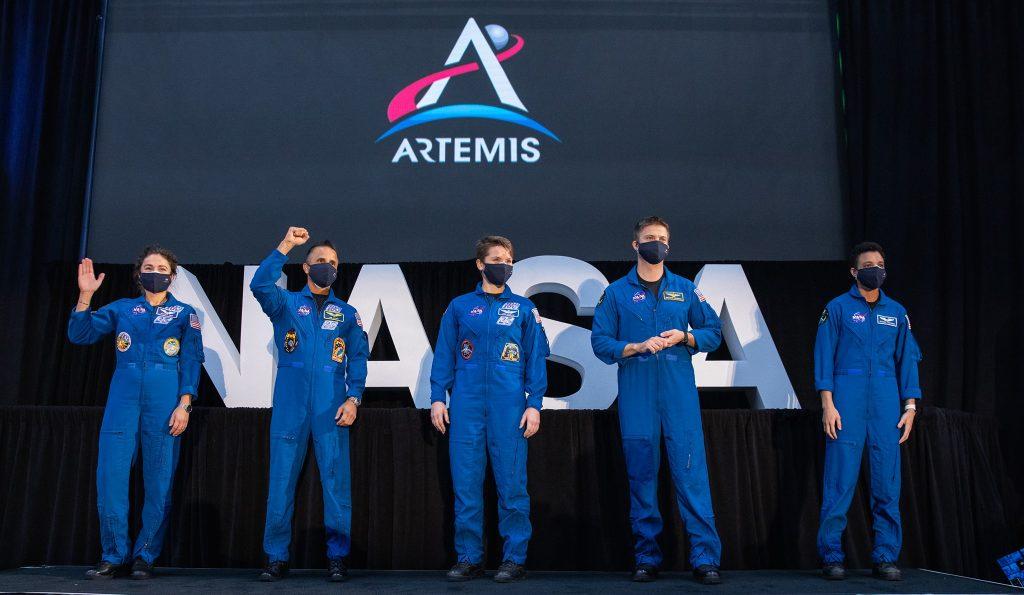 4 Graduates Of San Diego Universities Will Train For NASA's Moon-Landing Program