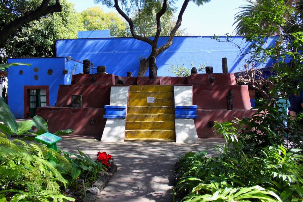 Step Into Frida Kahlo's 'La Casa Azul' For A Mesmerizing Tour Of Her Famous Home In Mexico City