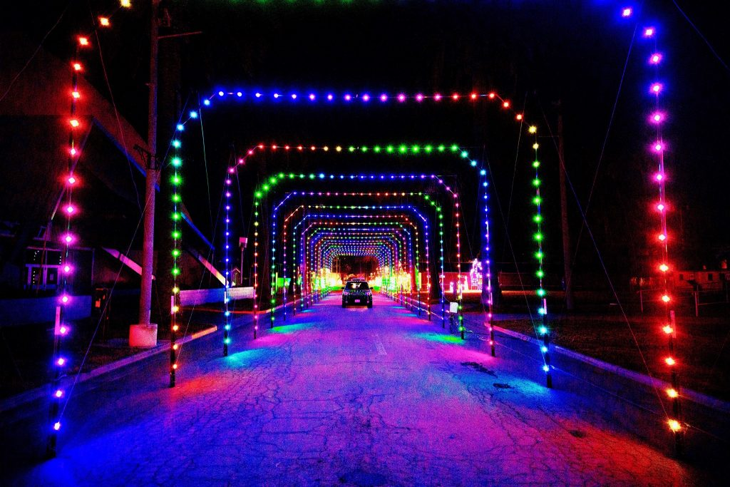 The Dazzling Drive-Thru At Del Mar Fairgrounds Ends Next Saturday
